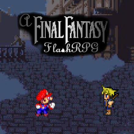 Final Fantasy Flash RPG