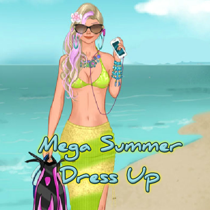 Mega Summer Dress Up