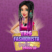 Tris Fashionista Dolly Dress Up