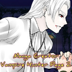 Manga Creator Vampire Hunter Page 2