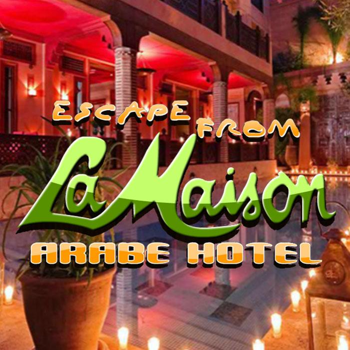 Escape From La Maison Arabe Hotel