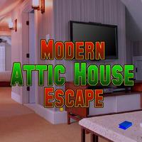 Modern Attic House Escape