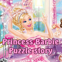 Princess Barbie Puzzle Story