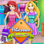 Princesses Shopping Time