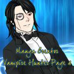 Manga Creator Vampire Hunter Page 4