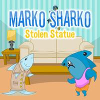 Marko Sharko Stolen Statue