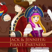 Jack & Jennifer: Pirate Partners