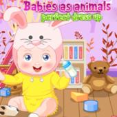 Babies as Animals perfect dress up