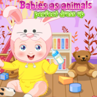 Babies as Animals perfect dress up