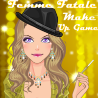 Femme Fatale Make Up Game