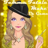 Femme Fatale Make Up Game