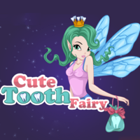 Cute Tooth Fairy