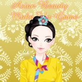 Asian Beauty Make Up Game