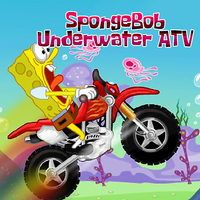 SpongeBob: Underwater ATV