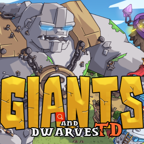 Giants vs Dwarves Td