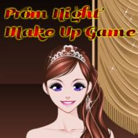 Prom Night Make Up Game