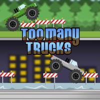 Too Many Trucks