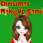 Christmas Make Up Game