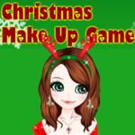 Christmas Make Up Game