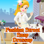 Fashion Street Snap Dressup
