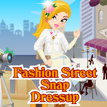 Fashion Street Snap Dressup