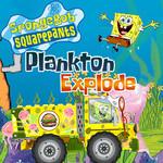 SpongeBob SquarePants Plankton Explode