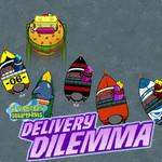 SpongeBob SquarePants Delivery Dilemma