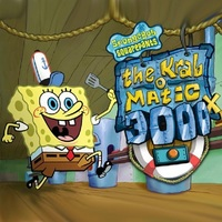 SpongeBob SquarePants The Krab O Matic 3000 X