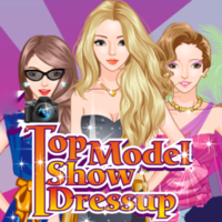 Top Model Show Dressup