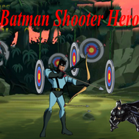 Batman Shooter Hero