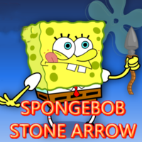 SpongeBob Stone Arrow