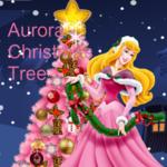 Aurora Christmas Tree