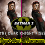 Batman 3: The Dark Knight Rises Spot The Difference