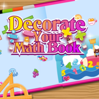 Decorate Your Math Book