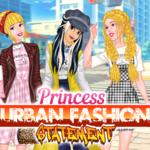 Princess Urban Fashion Statement
