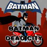 Batman The Brave And The Bold Batman Dead City