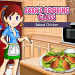 Sara's Cooking Class Baked Chicken