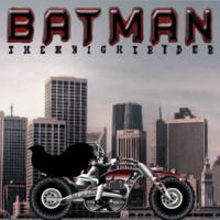 Batman The Knight Rider