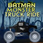 Batman Monster Truck Ride