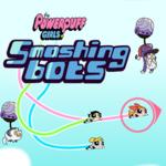 Powerpuff Girls Smashing Bots