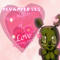 Five Nights Of Love Dating Sim Revamped V1.5