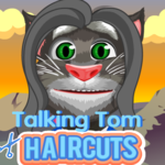 Talking Tom Haircuts