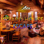Wizard House Escape