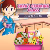Sara's Cooking Class Bento Box