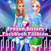 Frozen Sisters Facebook Fashion