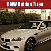 BMW Hidden Tires