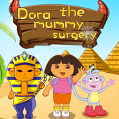 Dora The Mummy Surgery
