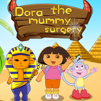 Dora The Mummy Surgery