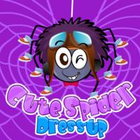 Cute Spider Dressup
