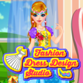 Fashion Dress Design Studio